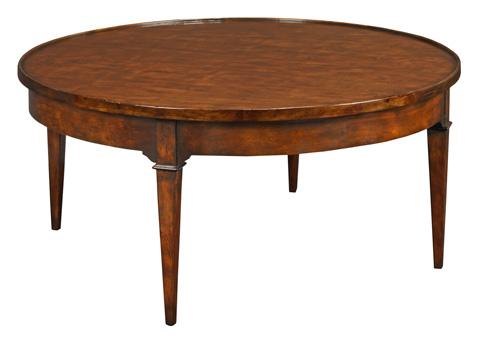 Woodbridge Furniture Company - Marseille Cocktail Table - 2105-10
