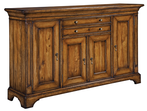 Woodbridge Furniture Company - Guilford Storage Cabinet - 3070-26