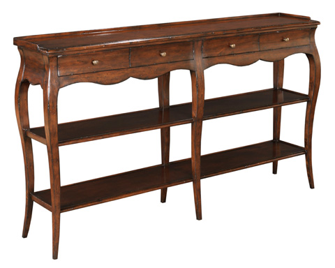Woodbridge Furniture Company - Rococo Hall Table - 3076-11