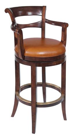 Woodbridge Furniture Company - Swivel Barstool - 7012-03