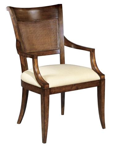 Woodbridge Furniture Company - Saber Leg Arm Chair - 7031-11