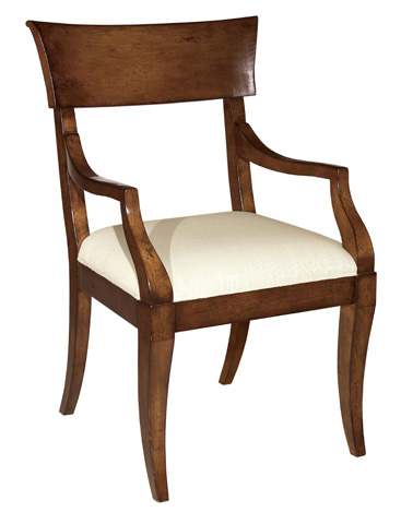 Woodbridge Furniture Company - Arm Chair - 7043-11