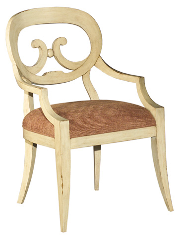 Woodbridge Furniture Company - Arm Chair - 7095-33