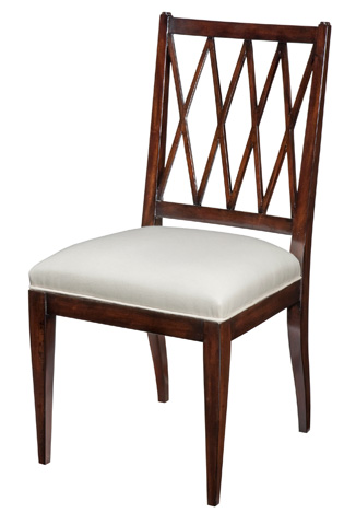 Woodbridge Furniture Company - Addison Side Chair - 7136-14