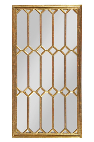 Woodbridge Furniture Company - Dawson Looking Glass - 9015-52