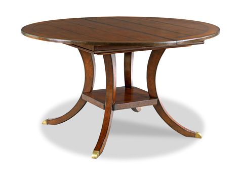 Woodbridge Furniture Company - Flynn Dining Table - 5069-11