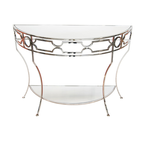 Worlds Away - Nickel Plated Console - FNCAMTRE