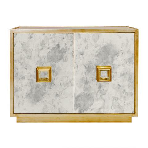 Worlds Away - Two Door Cabinet - WINSLOW AMG