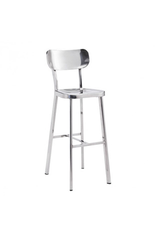Zuo Modern Contemporary, Inc. - Winter Barstool - 100303