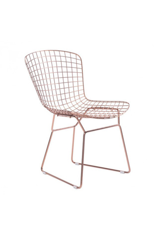 Zuo Modern Contemporary, Inc. - Wire Dining Chair - 100361