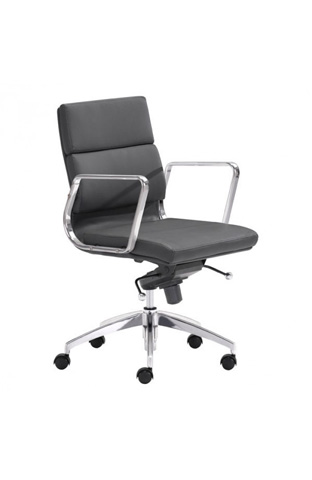 Zuo Modern Contemporary, Inc. - Engineer Low Back Office Chair - 205895