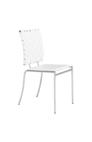 Zuo Modern Contemporary, Inc. - Criss Cross Side Chair - 333011