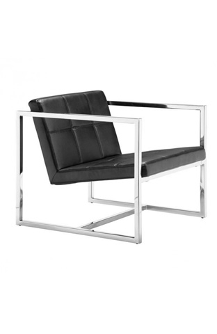 Zuo Modern Contemporary, Inc. - Carbon Lounge Chair - 500073