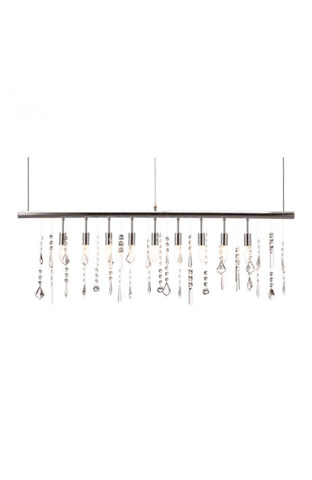 Zuo Modern Contemporary, Inc. - Shooting Stars Ceiling Lamp - 50029