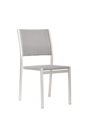 Zuo Modern Contemporary, Inc. - Metropolitan Outdoor Dining Chair - 701866