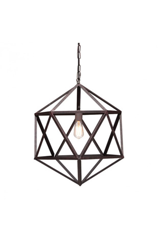 Zuo Modern Contemporary, Inc. - Amethyst Ceiling Lamp - 98241