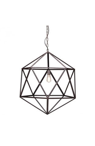 Zuo Modern Contemporary, Inc. - Amethyst Ceiling Lamp - 98242