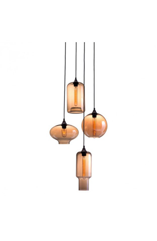 Zuo Modern Contemporary, Inc. - Lambie Ceiling Lamp - 98425
