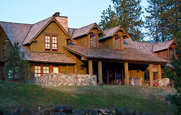 Mountain Cottage in Coeur d'Alene, Idaho